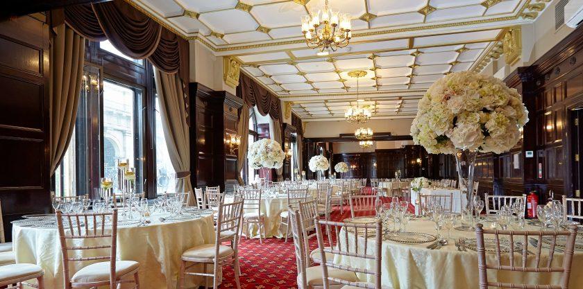 Newcastle's County Hotel | City Centre Wedding Chic