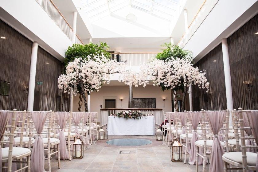 Seaham Hall Real Wedding Catherine Andrew
