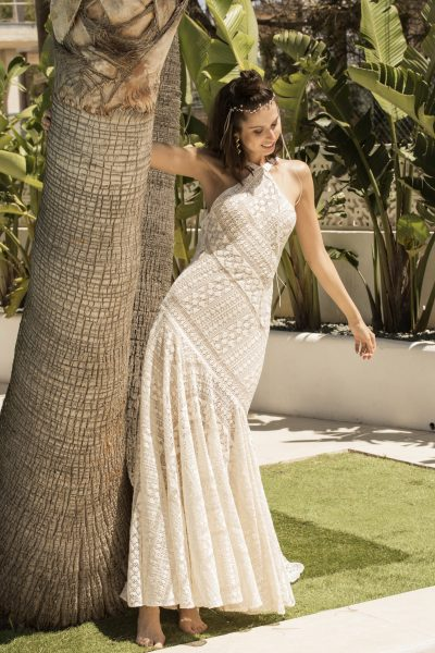 Brooklyn Gown by Willowby By Watters. Image by Lee Scullion