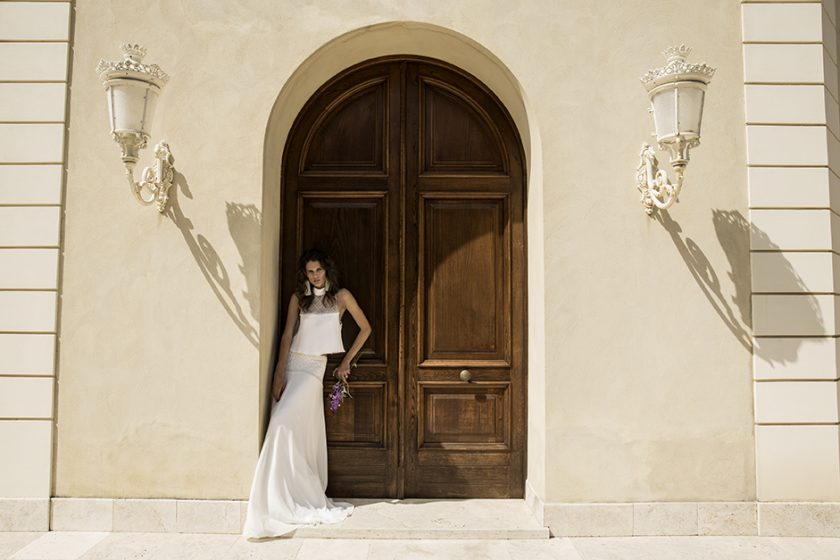 Gown by The Aisle, Photography by Lee Scullion
