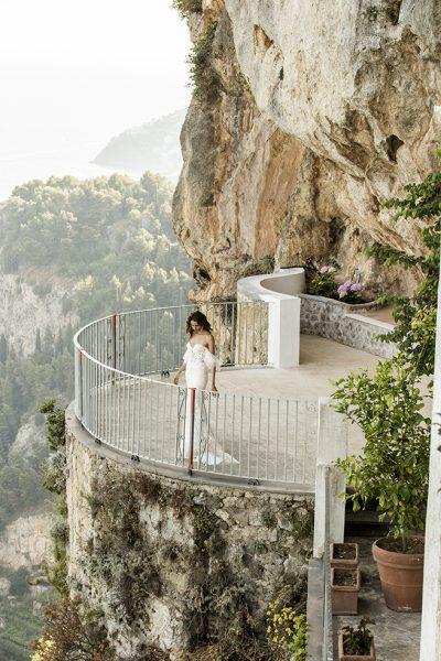 Belle Bridal Amalfi Coast Styled Shoot, Images by Lee Scullion Photography