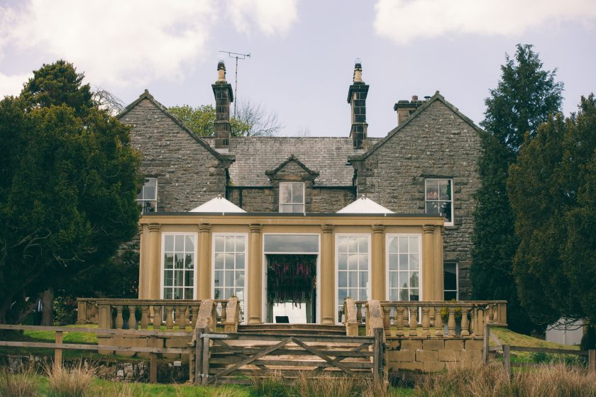 Woodhill Hall Exterior, Image by Dan Clark Photography