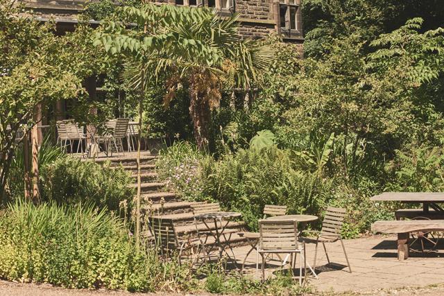 The Secret Garden At Jesmond Dene House