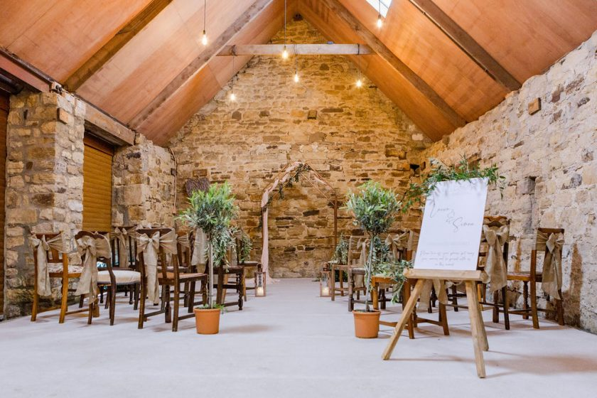 Lough House Farm Ceremony, Image by Joss Guest Photography