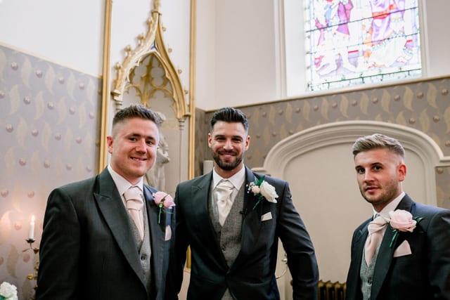 Lartington Hall Real Wedding Jade Sam