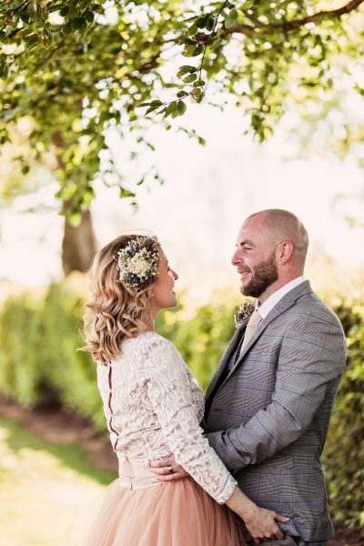 The Bride and Groom, Photography by Camilla Lucinda Photography