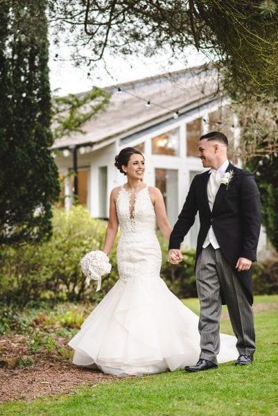 Horton Grange Real Wedding Lucy Kyle