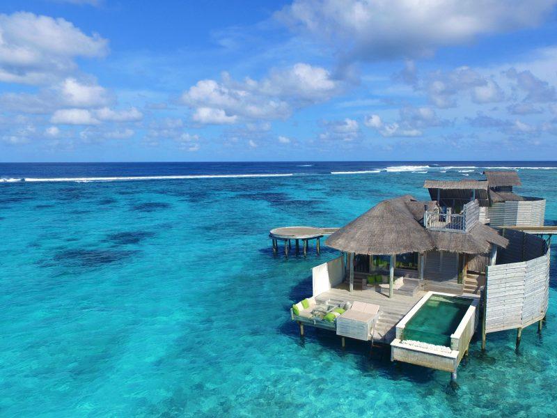 The Six Senses Resort, The Maldives