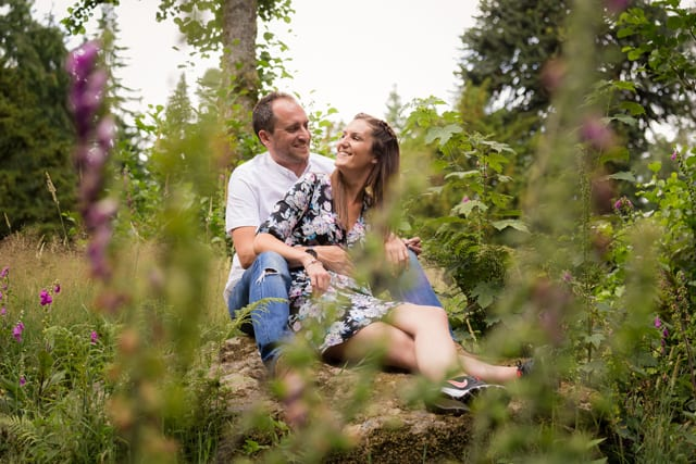 Sawyer And Sawyer Engagement Shoot Kirsty James