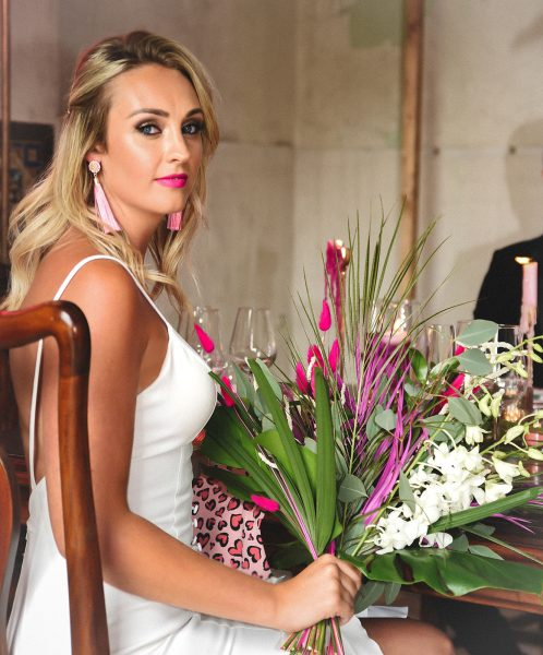 Hair and Make-up by The Hair and Make-up Artist Yorkshire. Image by Little's and Loves Photography