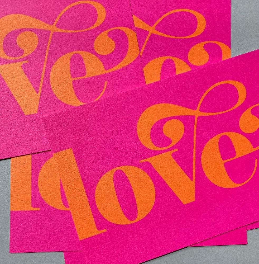 LongLiveLove Card