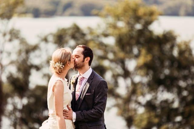 Low Wood Bay Resort & Spa Real Wedding Rebecca Stephen