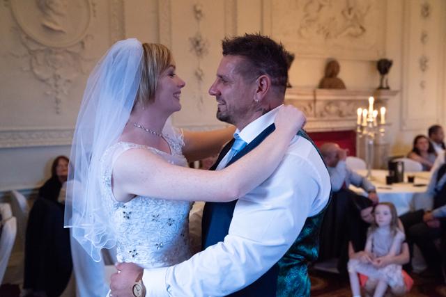 Lumley Castle Real Wedding Amanda Marcio