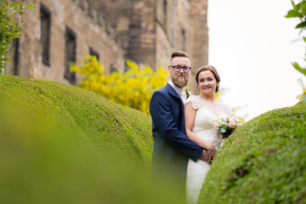 Lumley Castle Real Weddings