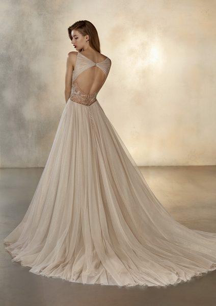 METEOR, Gown by Atelier Pronovias