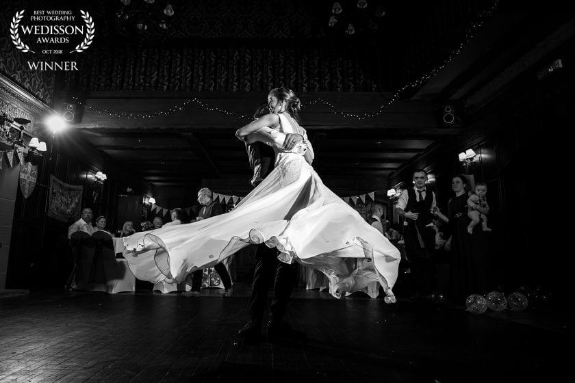 Sawyer And Sawyer Photography Wins Wedding Industry Award