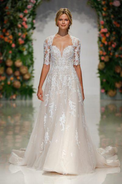 New York Bridal Fashion Week 2018