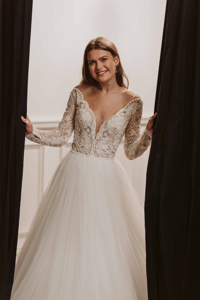 Nora Eve Bridal Boutique Chesterfield Derbyshire (37)