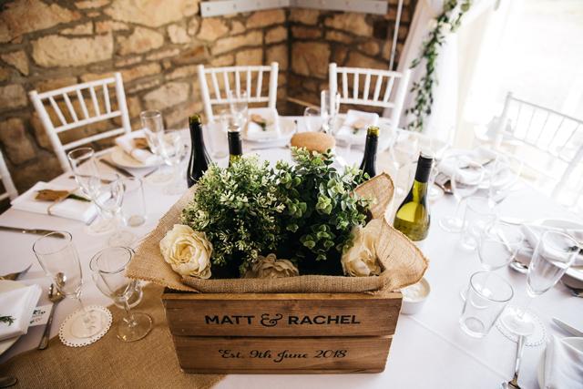 Northside Farm Real Wedding Rachel Matt