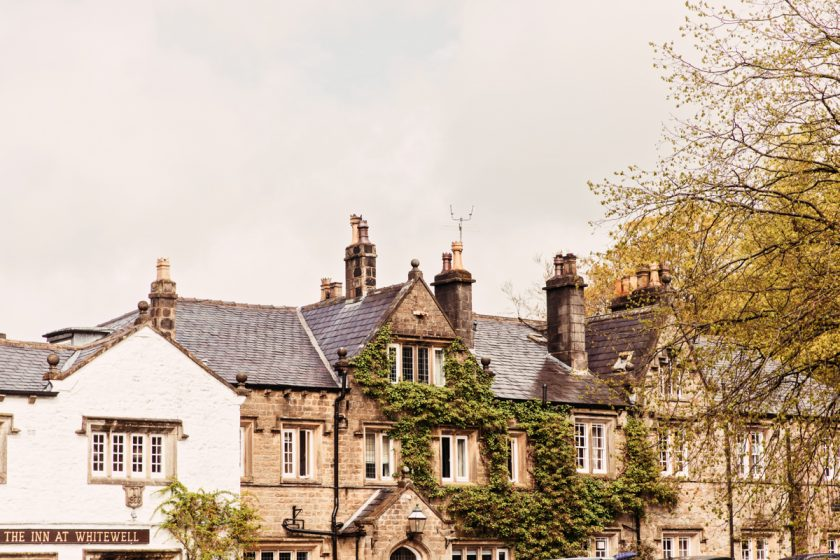 The Inn at Whitewell, Photographed by Camilla Lucinda Photography