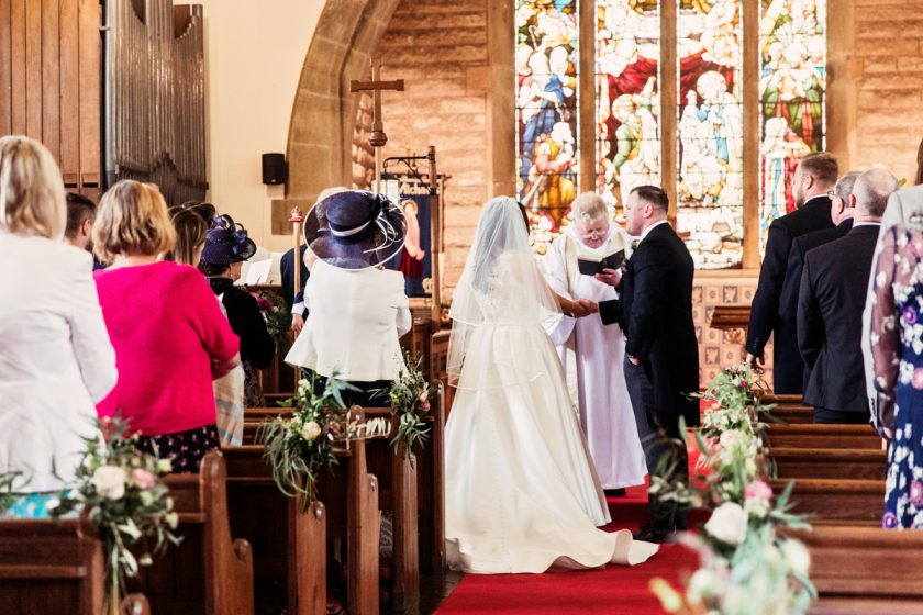 The Bride and Groom, Photographed by Camilla Lucinda Photography
