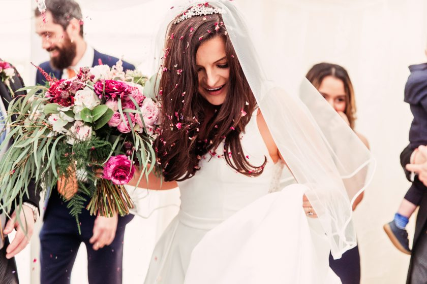 The Bride, Photographed by Camilla Lucinda Photography