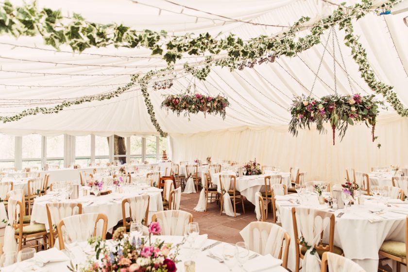 The Inn at Whitewell Interior, Photography by Camilla Lucinda Photography