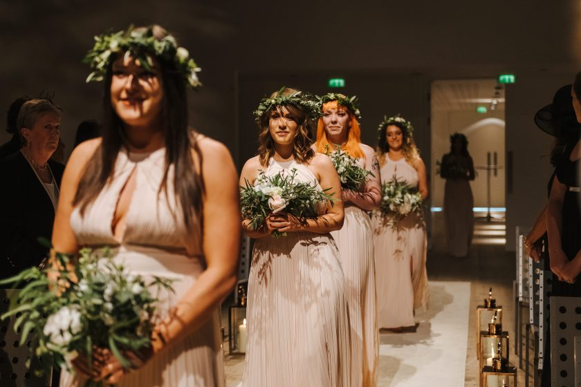Flowers by Sprig and Thistle. Image by GASP Photography