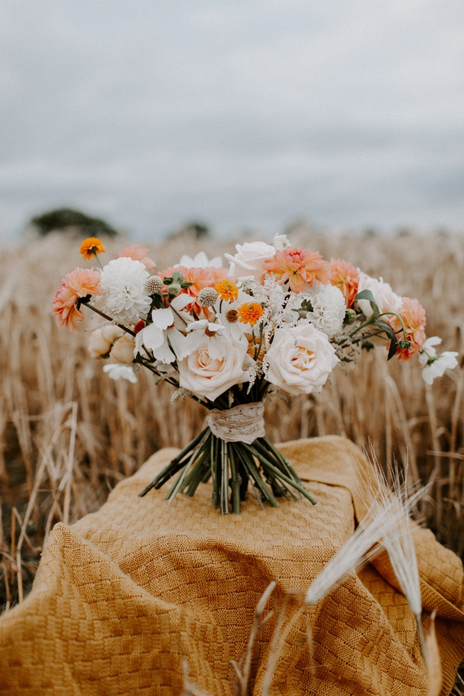 Sprig and Thistle - Belle Bridal Magazine Supplier Guest List  - image by Phoebe Jane Photography