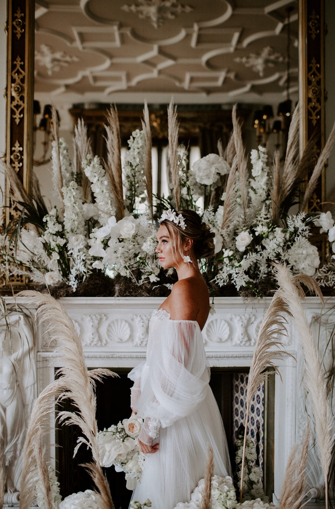 Sprig and Thistle List - Belle Bridal Magazine Supplier Guest  - image by Phoebe Jane Photography