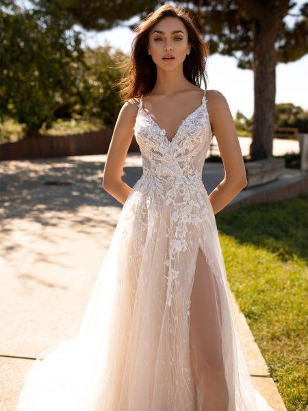 Pronovias, Hyperion Bridal Gown