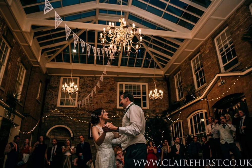 St Chad's - Belle Bridal Magazine Venue Guest List - Claire Hirst Wedding Photography