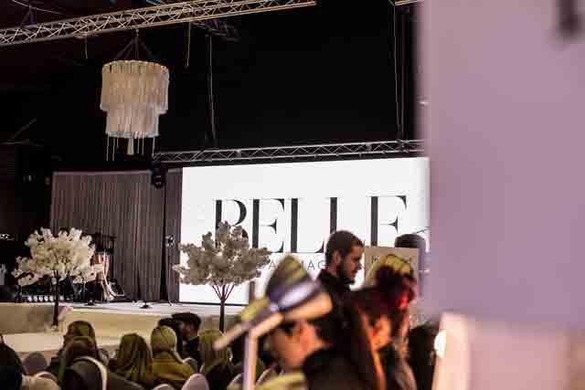 Belle Bridal Wedding Show Sneak Peak, Image by Lee Scullion