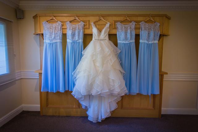 Bagden Hall Real Wedding Rachael Robert