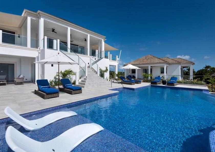 Royal Westmoreland's 25th anniversary luxury villa, 20 Lancaster Drive