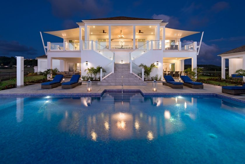 oyal Westmoreland's 25th anniversary luxury villa, 20 Lancaster Drive_1