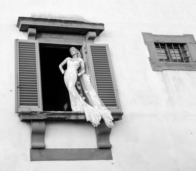 The Bride, Image by Scott Spock Photography