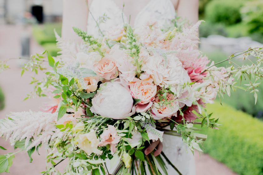 Florals by Sprig and Thistle. Image by Sean Elliott