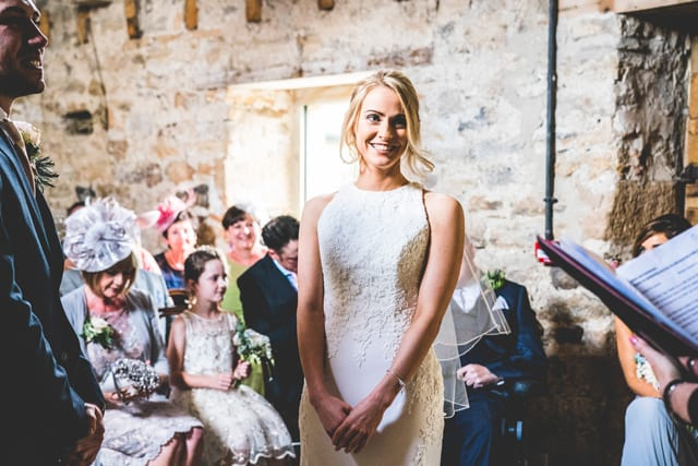 Healey Barn Real Wedding Charlie Josh