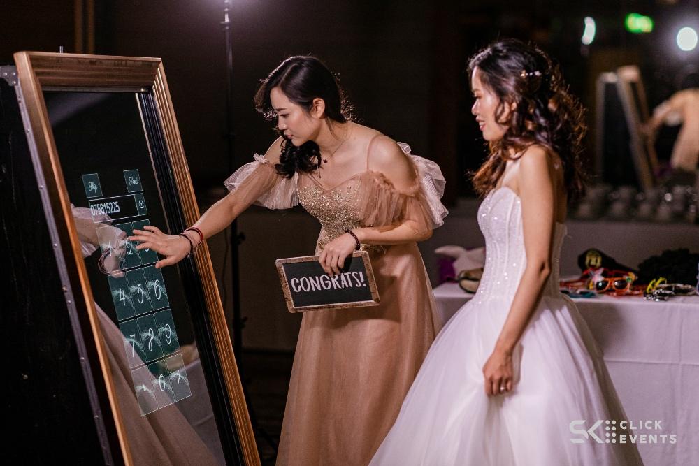 SK Mirror Me