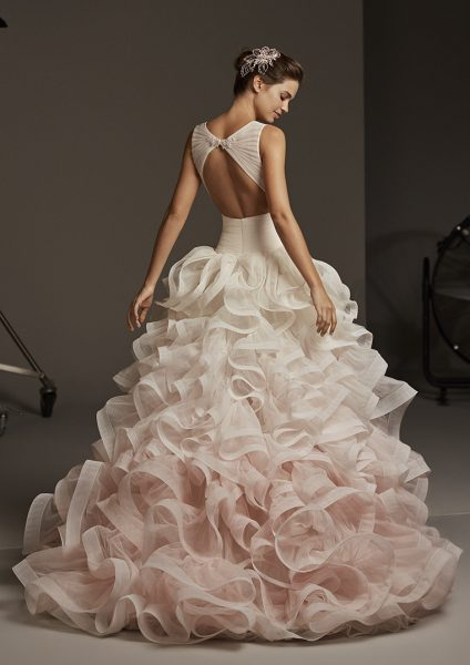 Stella, Gown by Pronovias