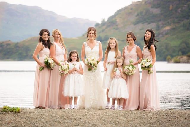Lake District Real Wedding Kirsty James