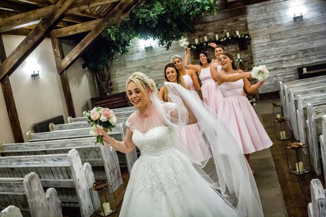 South Causey Inn Real Wedding Lisa Steven