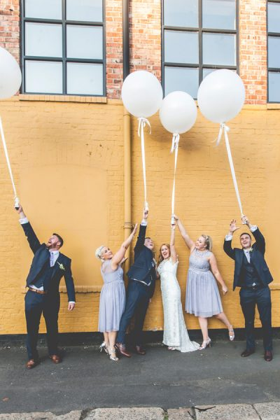 The Biscuit Factory May Wedding Open Day