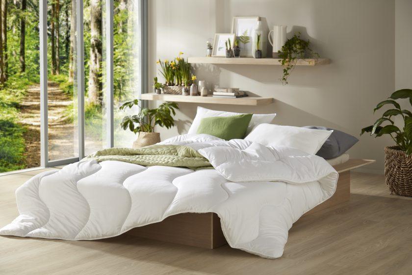 The Fine Bedding Company, Eco Double Duvet 10.5tog, £61 (1)