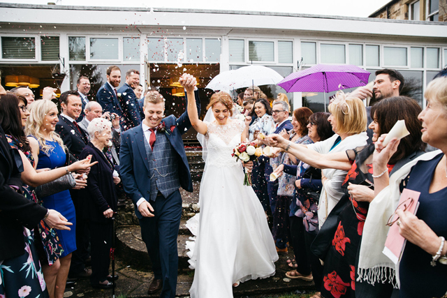 The George Hotel Real Wedding Jane Thomas