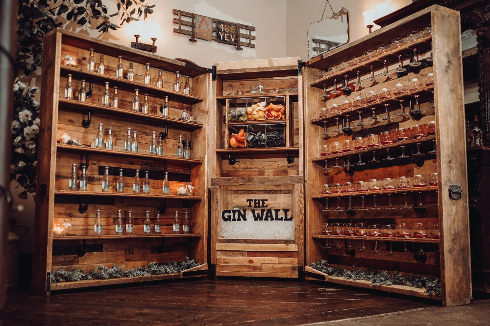 The Gin Wall