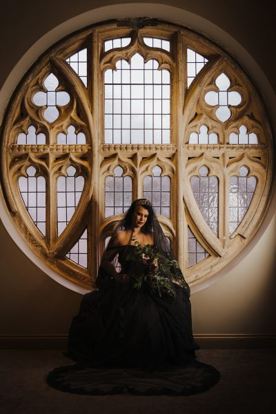 Ellingham Hall Window, Image by GASP Photography
