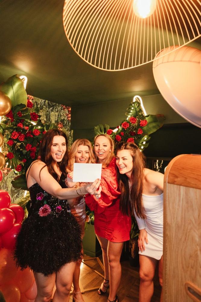 Viva La Booth - Belle Bridal Magazine Supplier Guest List - image by Victoria Baker Weddings