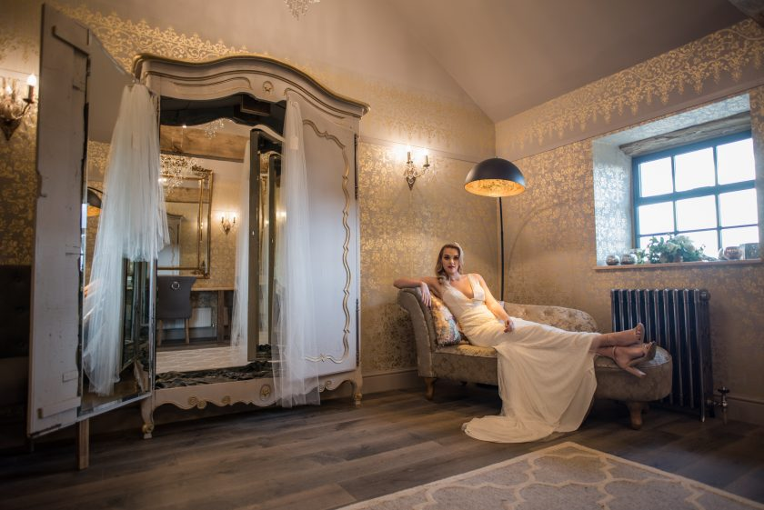 Gowns by The Aisle, Image by Jane Beadnell Photography